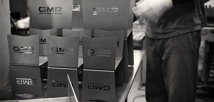 GANZ METAL PRODUCTS の2018-1 コレクションアイテムの製作風景