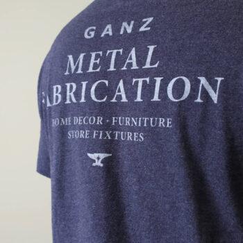 GANZ Tee – Metal Fab – Nv