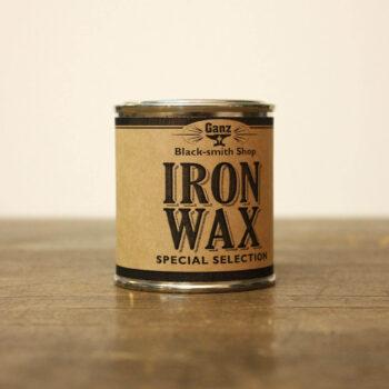 IRON WAX – Natural