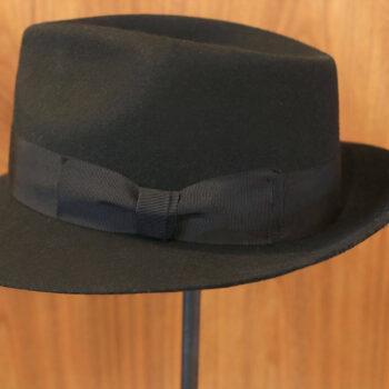 Babylon – Fine Felt Hat – Bk